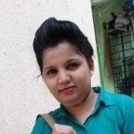 Manisha G. Class 12 Tuition trainer in Kalyan