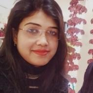 Sneha R. Class 10 trainer in Gurgaon