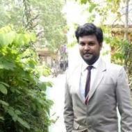Deepak M. IBPS Exam trainer in Chennai