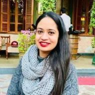 Geena A. French Language trainer in Delhi