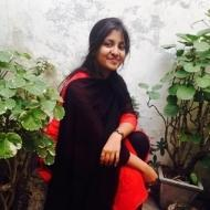 Anushka A. Class 10 trainer in Lucknow