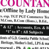 Ritu G. Class 11 Tuition trainer in Delhi