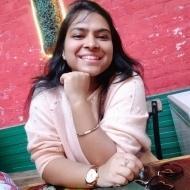 Aanchal J. Drawing trainer in Delhi
