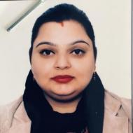 Punita BA Tuition trainer in Chandigarh
