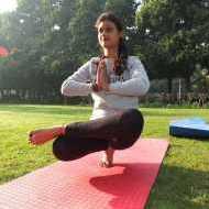Acharya Shikha Yoga trainer in Delhi