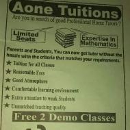 Aarti C. Class I-V Tuition trainer in Sahibzada Ajit Singh Nagar