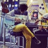 Akshay Guitar trainer in Mumbai