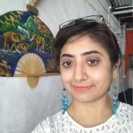 Kirti Arora Spanish Language trainer in Mumbai