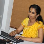 Vibana Praveen Adobe Dreamweaver trainer in Chennai
