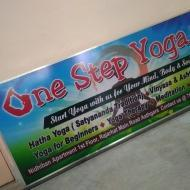 One Step Yoga Yoga institute in Kolkata