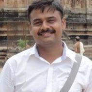 Chandrashekar Linux trainer in Bangalore