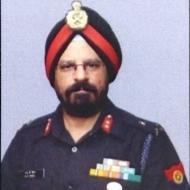 Maj Gen dr. mp singh photo
