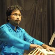 Dr. Mrinmoy Saha Tabla trainer in Kolkata