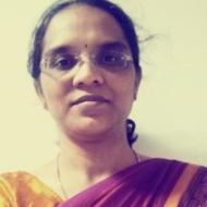 Banu P. IELTS trainer in Chennai
