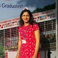 Dr. Bhakti V. Yoga trainer in Pune