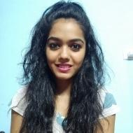 Ashriya M. Dance trainer in Bangalore