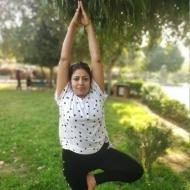 Hani K. Yoga trainer in Jaipur