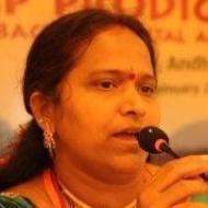 Seshakumari K. German Language trainer in Hyderabad