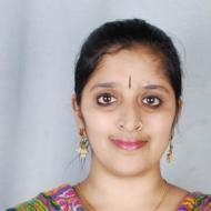 Apoorva P. Dance trainer in Bangalore