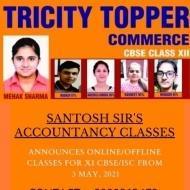 Santosh Kumar Class 11 Tuition trainer in Chandigarh