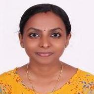 Sruthy B. Class 12 Tuition trainer in Paravur