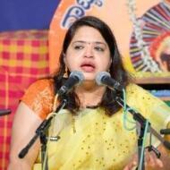 Bakula H. Vocal Music trainer in Bangalore