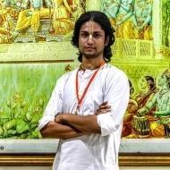Souvik Saha Fine Arts trainer in Mumbai