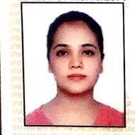 Anshika B. Class 11 Tuition trainer in Delhi