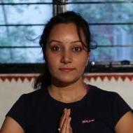 Isha S. Yoga trainer in Bangalore