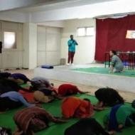 Rohini S. Yoga trainer in Bangalore