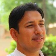 Dr. Shekhar Pathak Yoga trainer in Jaipur