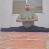 Rahul Singh Yoga trainer in Bangalore