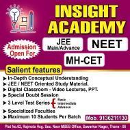 Insight Academy NEET-UG institute in Thane