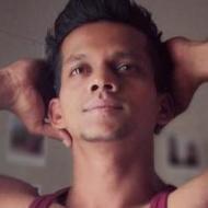 Muthu Raj Dance trainer in Bangalore