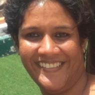 Nitya N. Yoga trainer in Bangalore
