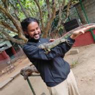 Arjun Raghavan Yoga trainer in Bangalore