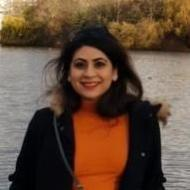 Tanvi D. French Language trainer in Amritsar