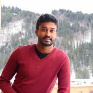 Davin Selva Rubik's cube trainer in Chennai