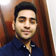 Anish Tiwari Class 12 Tuition trainer in Delhi