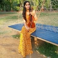 Sakshi S. Violin trainer in Mumbai