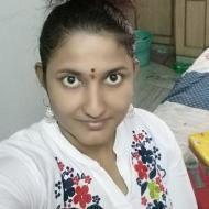 Kalyani V. Mridangam trainer in Hyderabad
