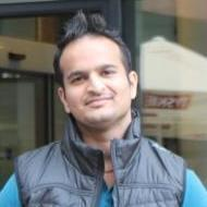 Guruprasad SG Microsoft Power BI trainer in Bangalore