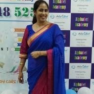 Nalini K. Class I-V Tuition trainer in Bangalore
