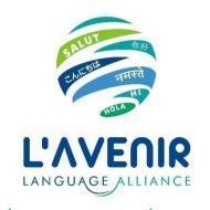 L'Avenir Language Alliance Hindi Language institute in Mumbai