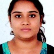 Pramodini U. Class 12 Tuition trainer in Bangalore