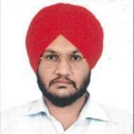 Paramveer Singh Class 12 Tuition trainer in Ludhiana
