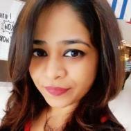 Malabika G. Makeup trainer in Hyderabad