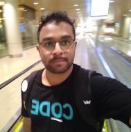 Vishal Vijayraghavan Python trainer in Pune