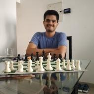 Akshay Anand Chess trainer in Gurgaon