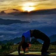 Karishma B. Yoga trainer in Bangalore
